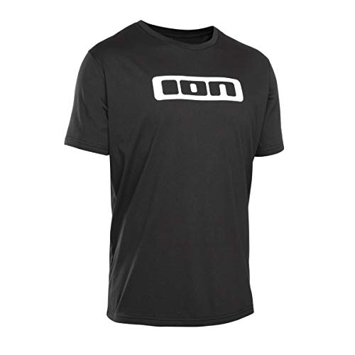 Ion T-Shirt Logo Schwarz Gr. L