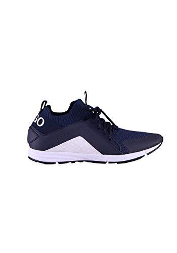 BOSS Hugo Herren Sneakers Hybrid Runn Marine (52) 41