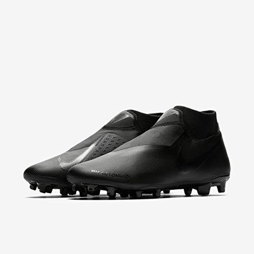 Nike Herren Phantom Vison Academy Dynamic Fit FG/MG Fußballschuhe Schwarz Black 001, 42 EU