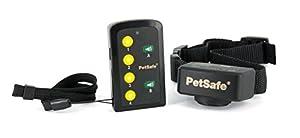 PetSafe - Collier de Dressage pour Chien avec Télécommande, Portée 70 m, Collier Imperméable, 12 Niveaux réglables de stimulation statique - Tous types de Chiens