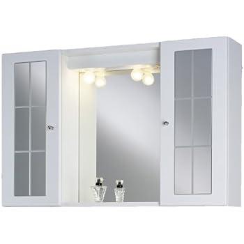 Jokey spiegelschrank oslo 90 sp wei k che for Amazon spiegelschrank