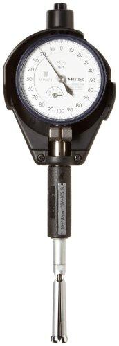 Mitutoyo 526-125 Präzisions-Innenmessgerät mit Messuhr, 10-18 mm