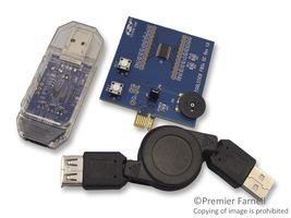 STARTER BOARD, C8051F850 MCU TOOLSTICK850-B-SK By SILICON LABS