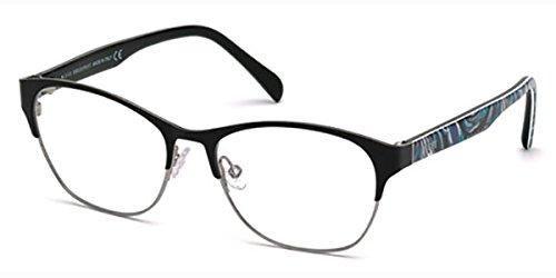 emilio-pucci-ep5029-eyeglasses-001-shiny-black-53-16-135