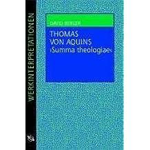 """Thomas von Aquins """"Summa theologiae"""""""