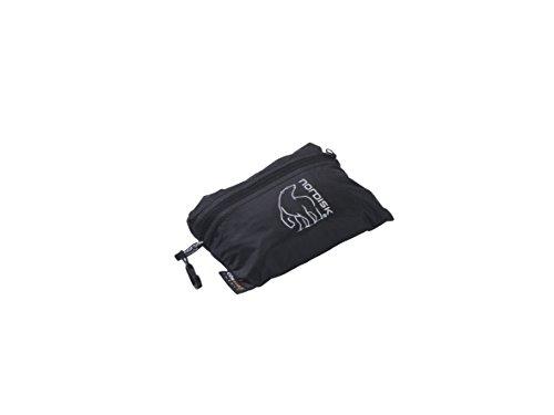 Nordisk Ribe - ultraleichter, einpackbarer Rucksack (20 Liter) Black