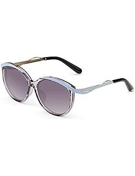 Gafas de sol de las señoras/Gafas de sol de moda/Espejo conductor polarizante