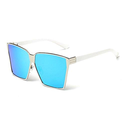 Aoligei Trendige Europäische und amerikanische populäre Sonnenbrille Retro-Männer und Frauen allgemeine Sonnenbrillen Mode Sonnenbrillen
