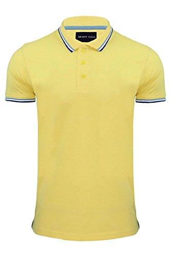 brave-soul-polo-manga-corta-para-hombre-amarillo-soft-yellow-x-large-pecho-107-cm-a-112-cm