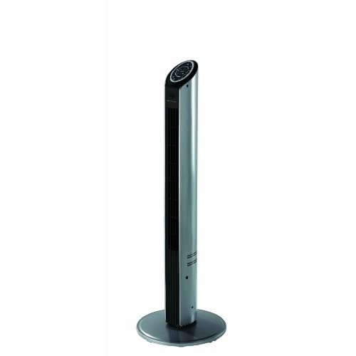Bionaire Ultra Slim Tower Fan, Silver