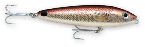 Rapala Saltwater Skitter Walk 11 Fishing lure, 4.375-Inch, Redfish by Rapala (Rapala Saltwater Skitter Walk)