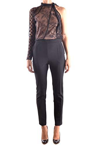 Pinko Luxury Fashion Donna CADMOZ99 Nero Vestito | Stagione Permanente