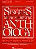Singer's Musical Theatre Anthology: Baritone/Base Volume 4 (Singer's Musical Theatre Anthology (Accompaniment))