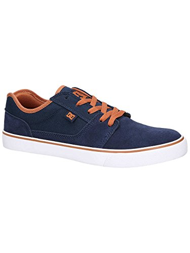 DC Shoes Tonik M, Chaussures de skate homme Bleu - Navy/Bright Blue