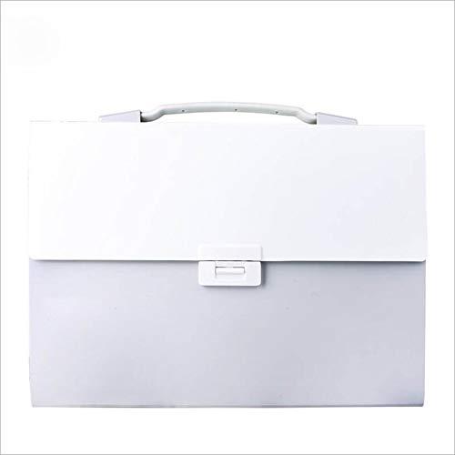 XINGUANG Ordner Organ Bag Folder Student Paper Geschäftspaket Für Geschäftsangelegenheiten Paket Für Tragbare Informationspakete 13 (Datei-ordner Receipts)