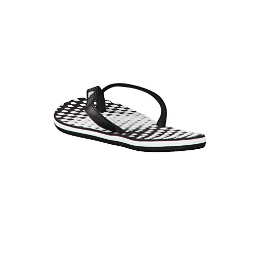 adidas Eezay Dots W, Infradito Donna Bianco (Ftwbla/Negbas/Negbas)