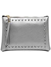 42f18650c8 GUM POCHETTE NUMBERS MEDIA 4042 SATIN STUD SILVER MIS.M - MADE IN ITALY