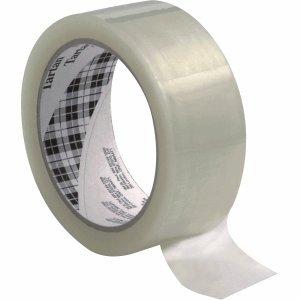 Scotch 369T3866 Verpackungsbänder Pvc, Ppl und Papier Verpackungsband 38mm 66m transparent