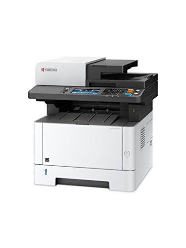 Kyocera Ecosys M2640idw WLAN Multifunktionsdrucker, Multifunktionssystem, Drucken, Kopieren, Scannen, Faxen, mit Mobile-Print-Unterstützung für Smartphone und Tablet, schwarz-weiß -