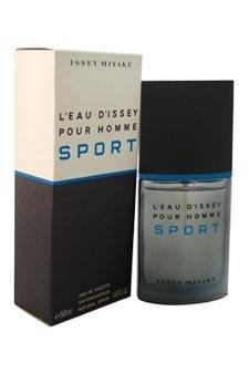 LEau dIssey Pour Homme Sport EDT spray - 50mililitr/1.6ounce
