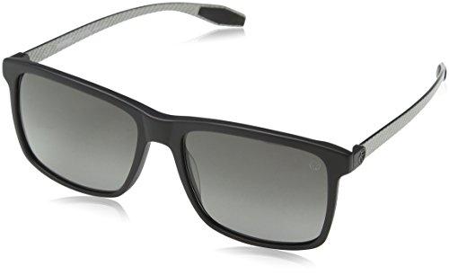 Momo Design Herren Sonnenbrille Smd027, Grau (Matt Black), Einheitsgröße
