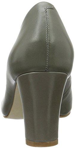 Buffalo Zs 5700-15 Semi Cromo, Escarpins Femme Gris (Grey336)