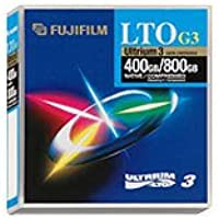 Fujifilm LTO Ultrium 3 - Cartucho de datos 400/800 GB