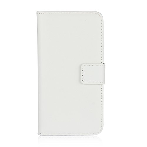 Damen-scheckheft-halter (Creative Cover Wallet für iPhone 6/6S Plus, Weiß)