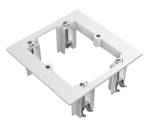 Vision Techconnect V2 Single Gang Flush Mount MUDRING -