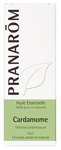 Pranarôm - HUILE ESSENTIELLE - Cardamome - 5 ml