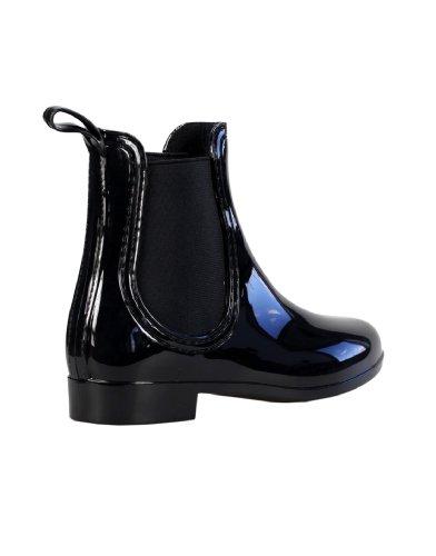 Miss Coquines - Bottines de pluie - Bottines Noir
