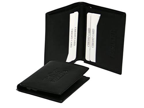 Preisvergleich Produktbild Rokker Every Day Geldbörse Schwarz