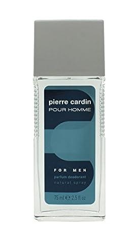 Pierre Cardin pour Homme Eau de Toilette en flacon vaporisateur 75ml