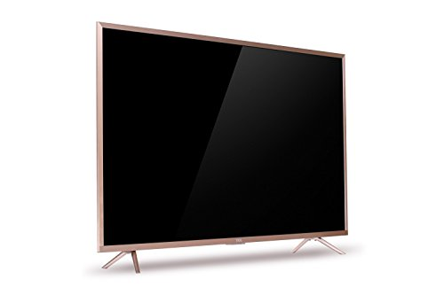 tcl l43p2us 109 3 cm 43 inches 4k uhd smart led tv black best price in india. Black Bedroom Furniture Sets. Home Design Ideas