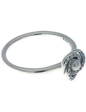Pandora Ring Glänzender Liebesknoten Gr 58 191040WCP