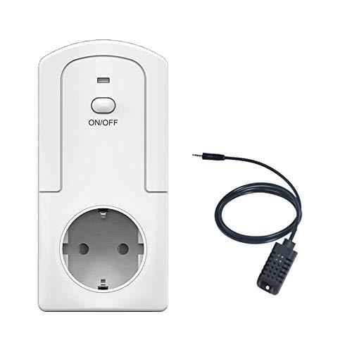 Onepeak Smart WiFi Plug Control remoto Termostato