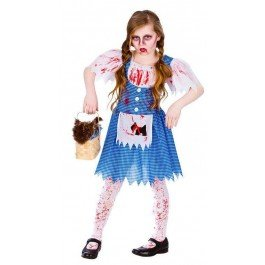BIE DOROTHY COUNTRY GIRL HALLOWEEN FANCY DRESS COSTUME (Country Girl Kostüm Ideen)