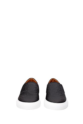 BM08223323001 Givenchy Pantoffeln Herren Leder Schwarz Schwarz
