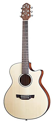 Crafter Lite Cast Ace/N GRAND AUDITORIUM Electro-Acoustic Guitar