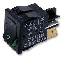rocker-switch-dpst-black-green-6211591909g-by-carling