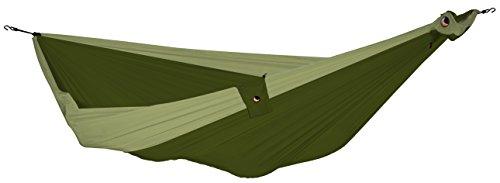 TICKET TO THE MOON Hängematte, Single size - armygrün /khaki