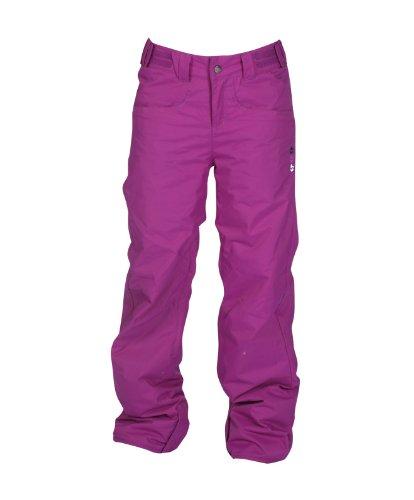 Billabong-Pantalon pour femme Pop Gris / Negro (Black/Silver Grey)