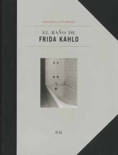 El baño de Frida Kahlo: Demerol