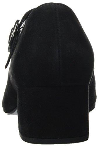 Gabor Shoes Fashion, Scarpe con Tacco Donna Nero (schwarz 17)
