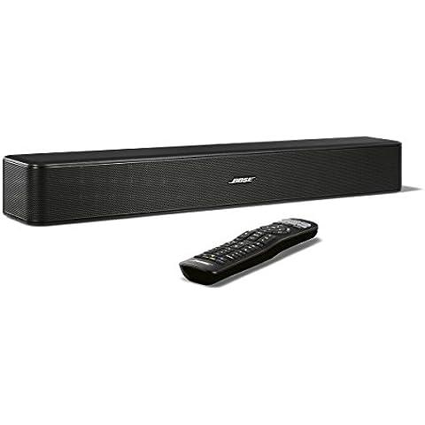 Bose Solo 5 TV Sistema Audio, Nero