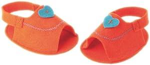 Desconocido Sigikid 26720  - Boutique muñeca, Zapatos de Color Naranja
