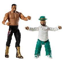 WWE Wrestling Basic 2er Figuren Set Serie 4: Hornswoggle & Chavo Guerrero