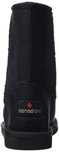 Canadians - 266 237, Stivali Donna nero (nero)