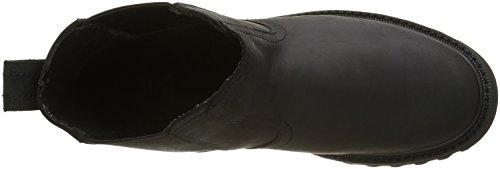 Caterpillar Herren Stoic Chelsea Boots Schwarz (Black)