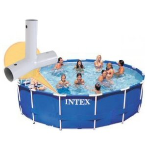 Intex 14, 15, 16 & 18 Ft Swimming Pool Frame Connection Tee Fitting